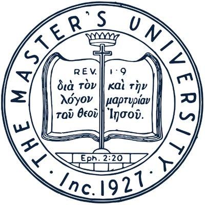 The Master's University - Logo