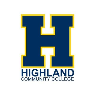 Highland Community College (KS) - Logo