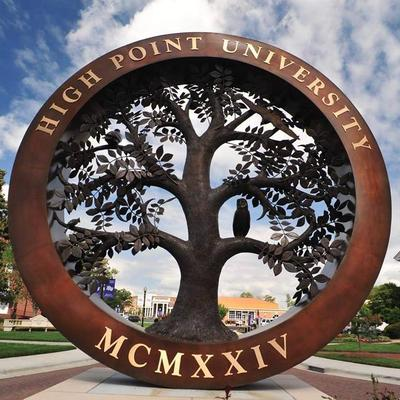 High Point University - Logo