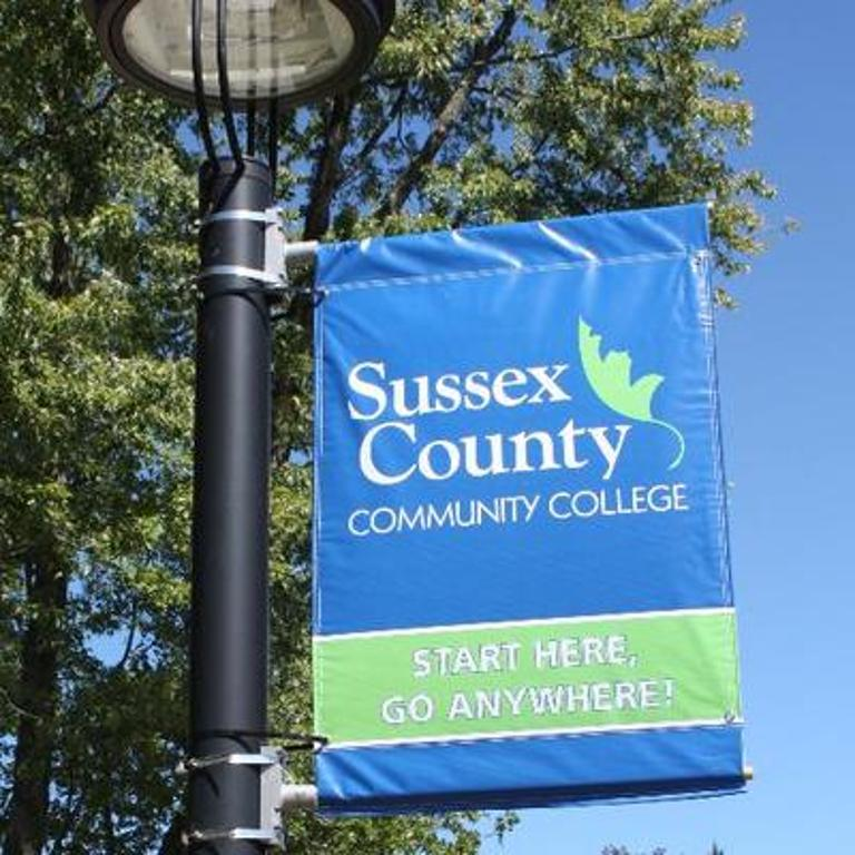 Sussex County Community College - Logo