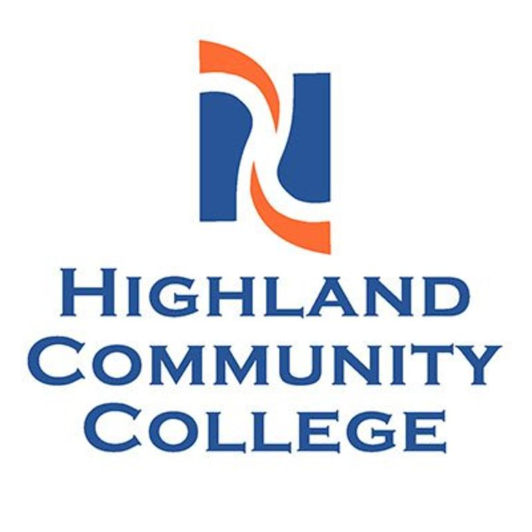 Highland Community College (IL) - Logo