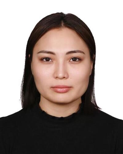Erika Tenizbaeva