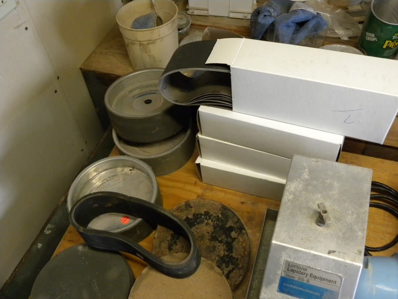 Used Equipment for Sale   Rock Tumbling Hobby