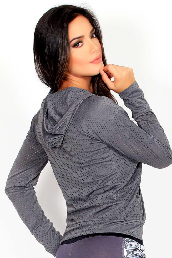 Grey Sport Jacket