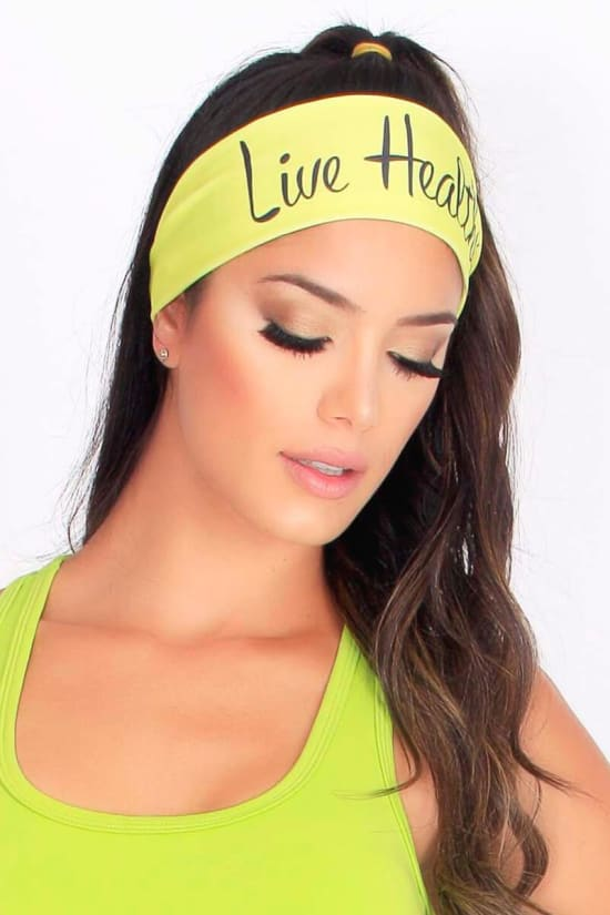 Fitness Head Band