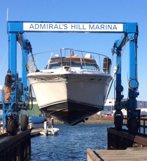 Marina at Admiral's Hill