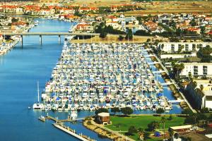 Anacapa Isle Marina