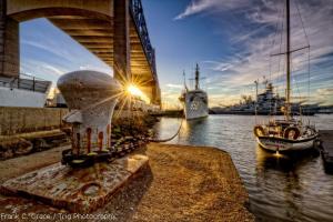 Battleship Cove Moorings
