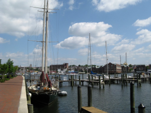 The Crescent Marina