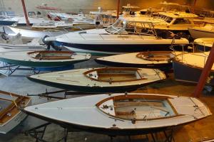 Frank Hall Boat Yard