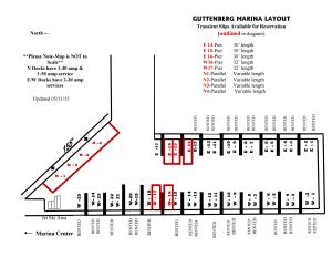Guttenberg Marina