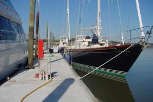 Hinckley Yacht Services Savannah