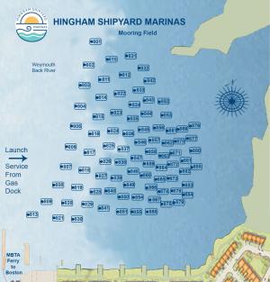 Hingham Shipyard Marinas