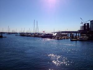 India Wharf Marina