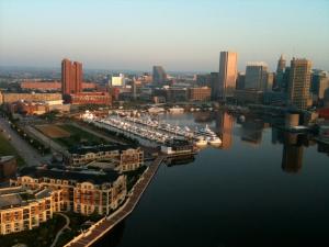 Baltimore Marine Centers at Inner Harbor Marina