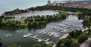 Jackson Park Inner Harbor