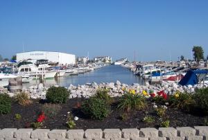 Lakefront Marina