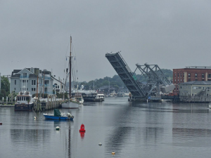 Mystic Seaport Marina