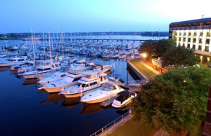 New Bern Grand Marina Yacht Club