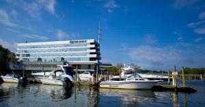 Oyster Point Hotel & Marina