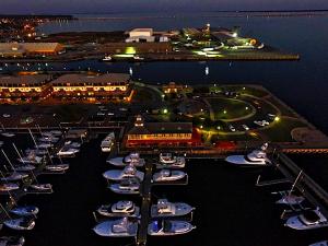 Palafox Pier Yacht Harbor