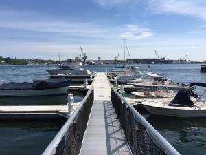 Prescott Park Docks