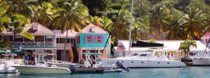 B&G Docks at Soper's Hole