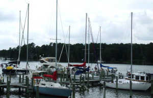 Yankee Point Marina