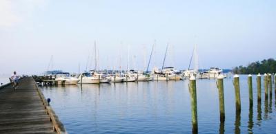 Albemarle Plantation Marina