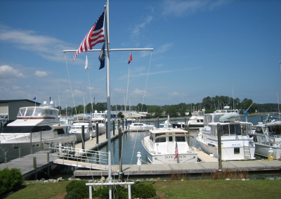 Dozier's Regatta Point Marina