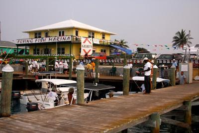Flying Fish Marina