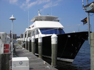 Thamesport Marina