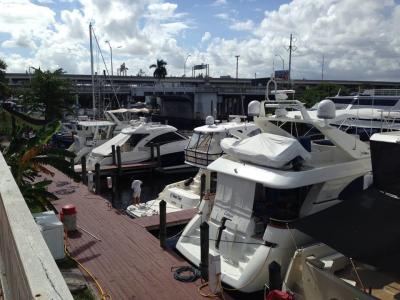 Yacht Management Service Center
