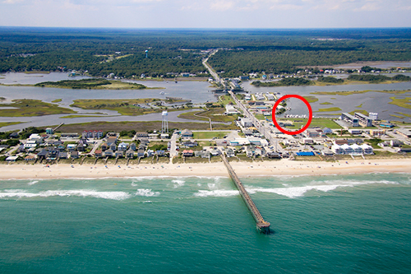 Beach Homes For Rent In Surf City Nc