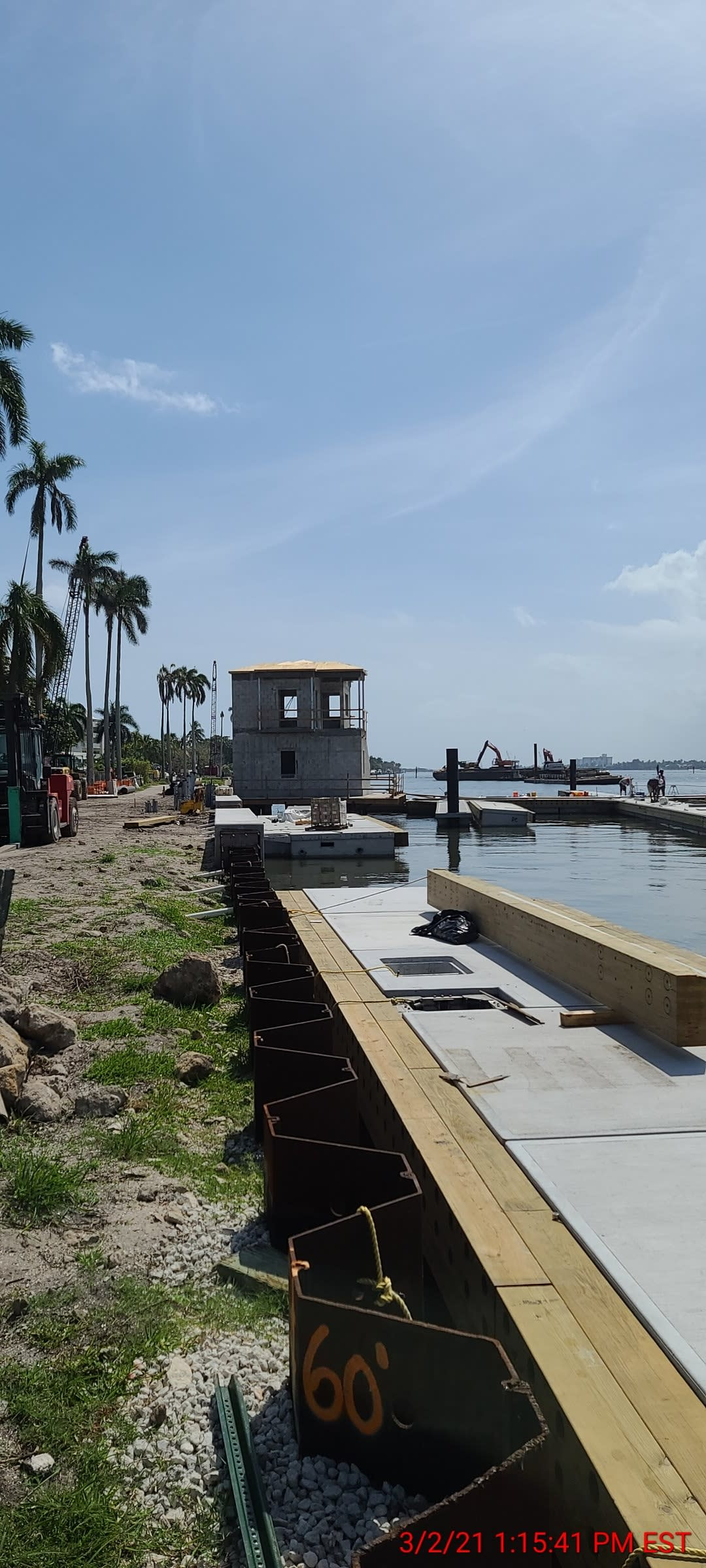 Town of Palm Beach Marina Renovation