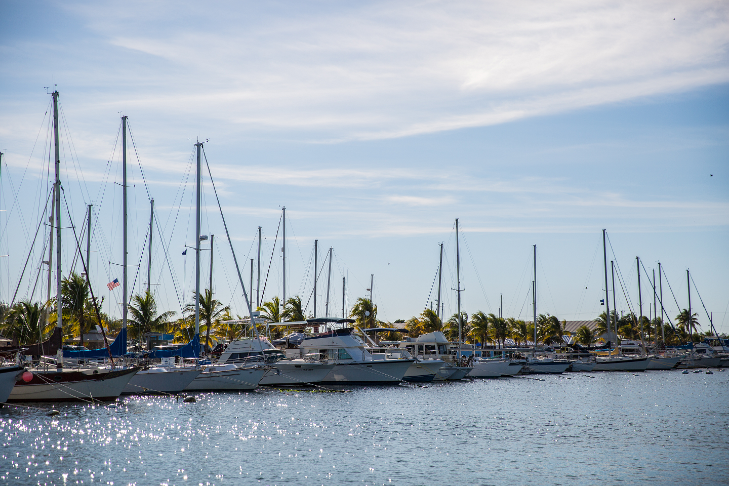 Key West Live Aboard Community at Stock Island