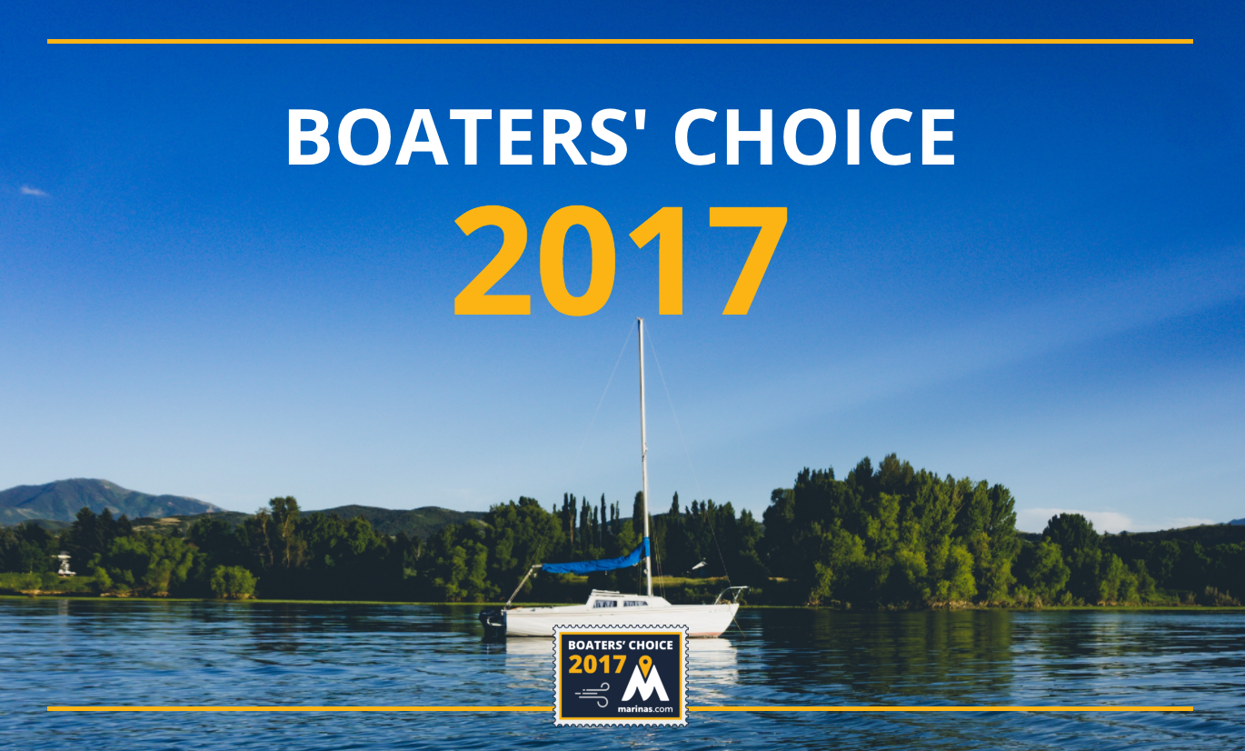 Marinas.com Announces 2017 Boaters' Choice Award Recipients