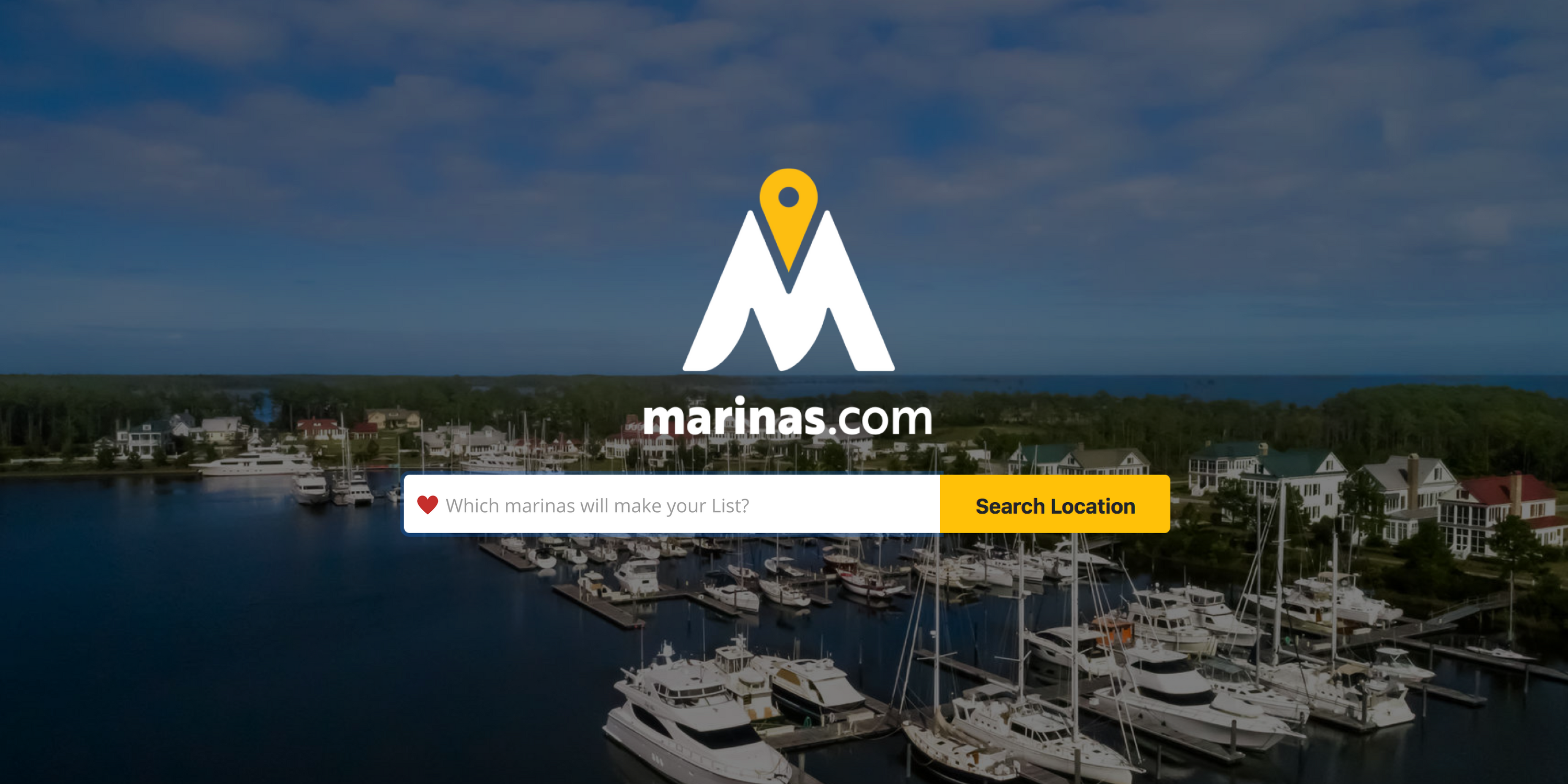 Introducing Favorites & Lists: Bookmark Marinas, Harbors, Anchorages and More ❤️