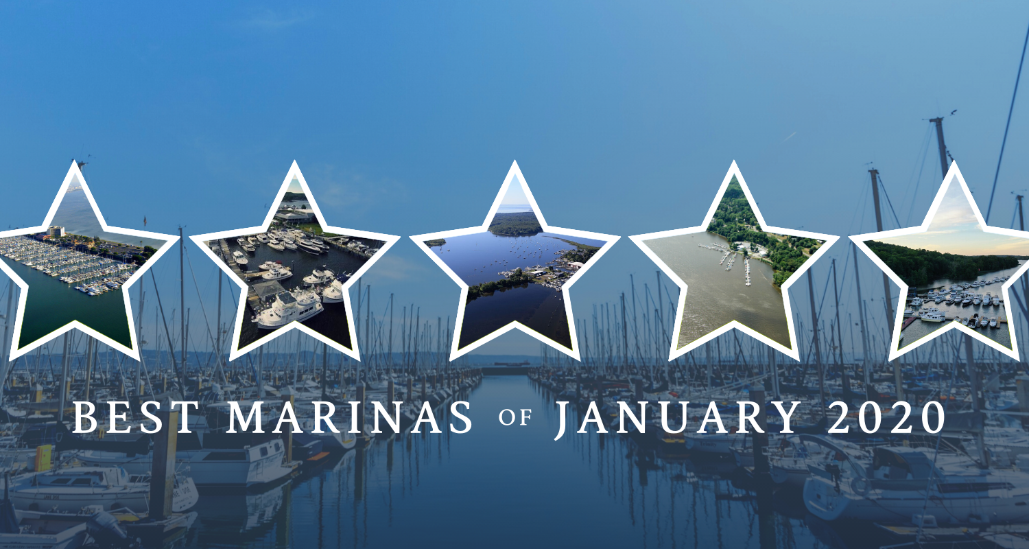 Top-Rated Marinas of January 2020