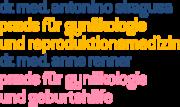 Praxis für Gynäkologie und Reproduktionsmedizin