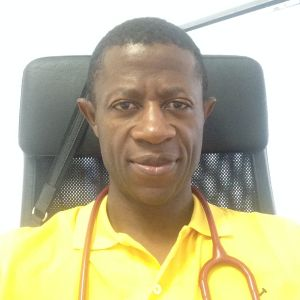 Dr. Francis Tchoko Siewe