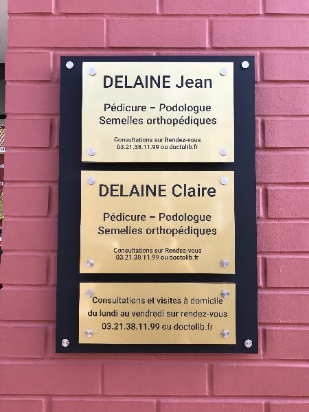 Jean DELAINE Pedicure Podologue A Saint Omer Prenez RDV En Ligne