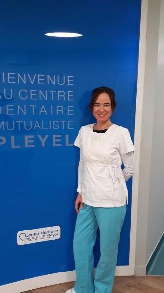 Dr Caroline MALANDIT, Chirurgien-dentiste à Saint-Denis