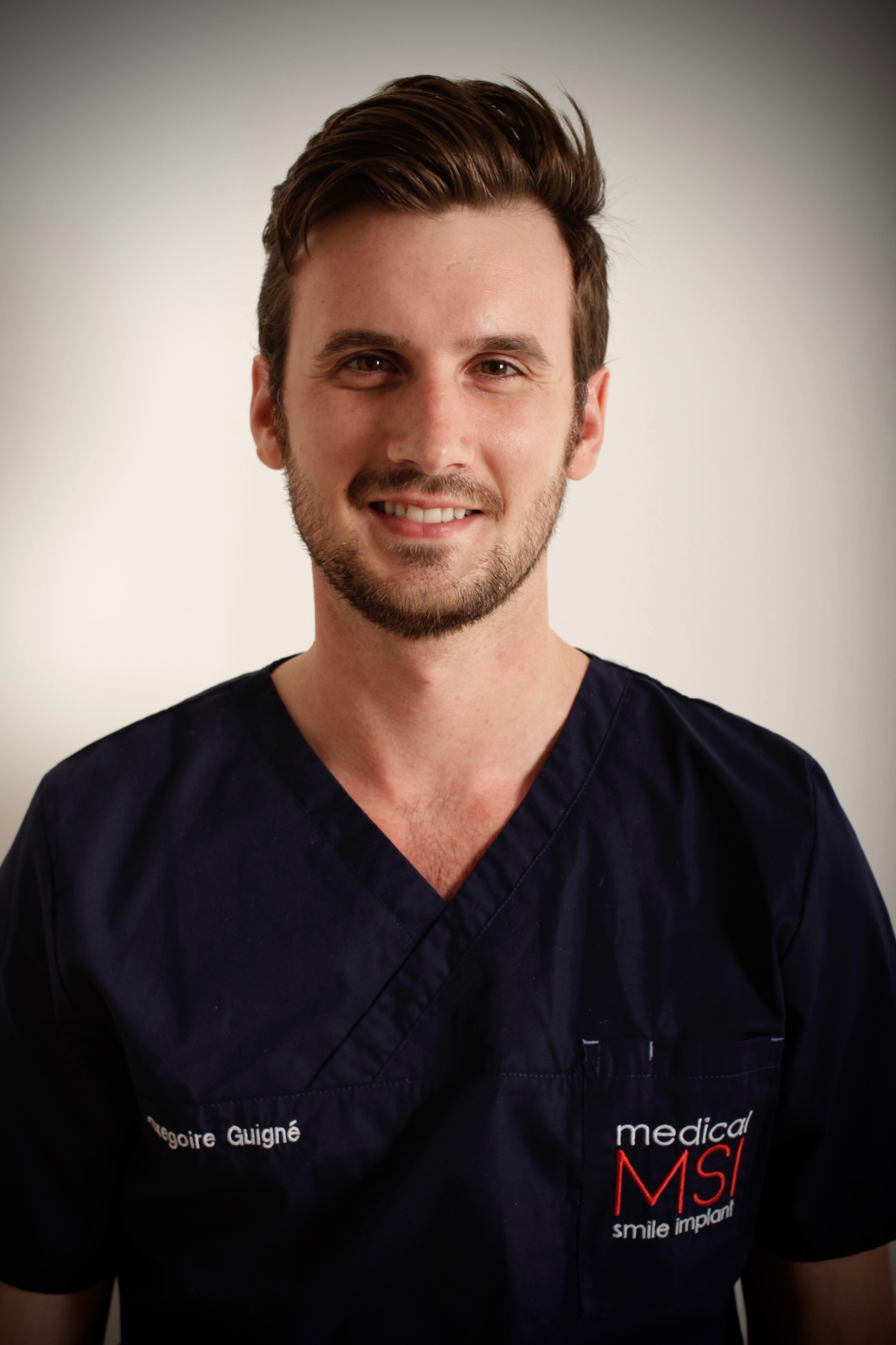 Dr Gregoire GUIGNE Chirurgien Dentiste A Paris Prenez RDV En Ligne
