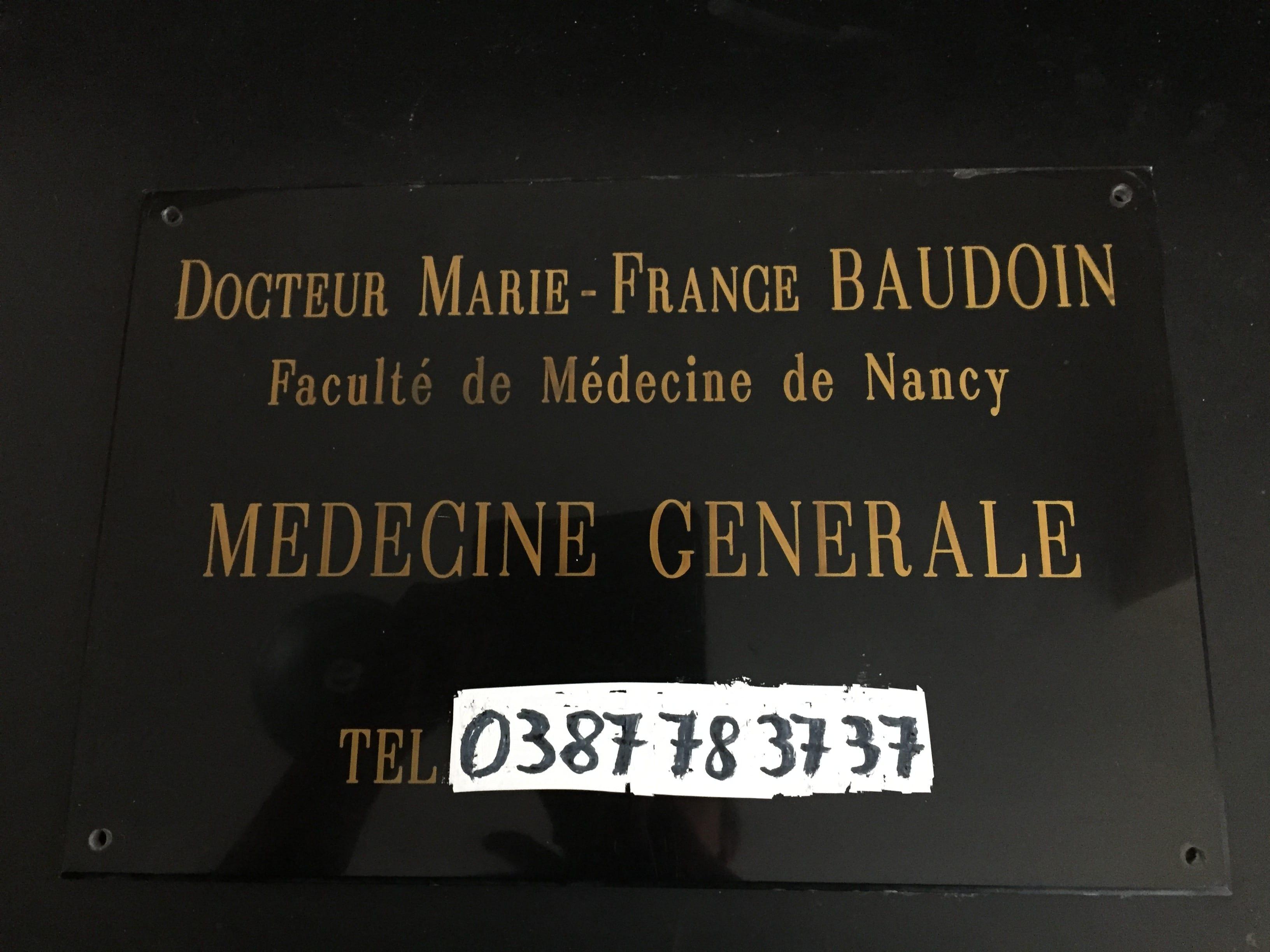 DrBaudoinMarie