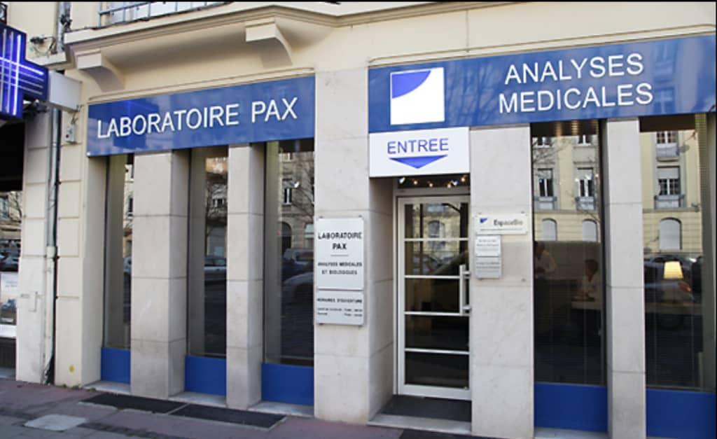Laboratoire EspaceBio - Hauteclocque, Centre de dépistage ...