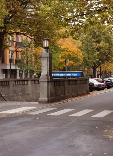 Praxis am Rüdesheimer Platz, Gemeinschaftspraxis in Berlin