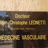 Dr LEONETTI, Angiologue à Antibes