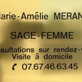 M-A. MERAND , Sage-femme à Marcilly-le-Hayer