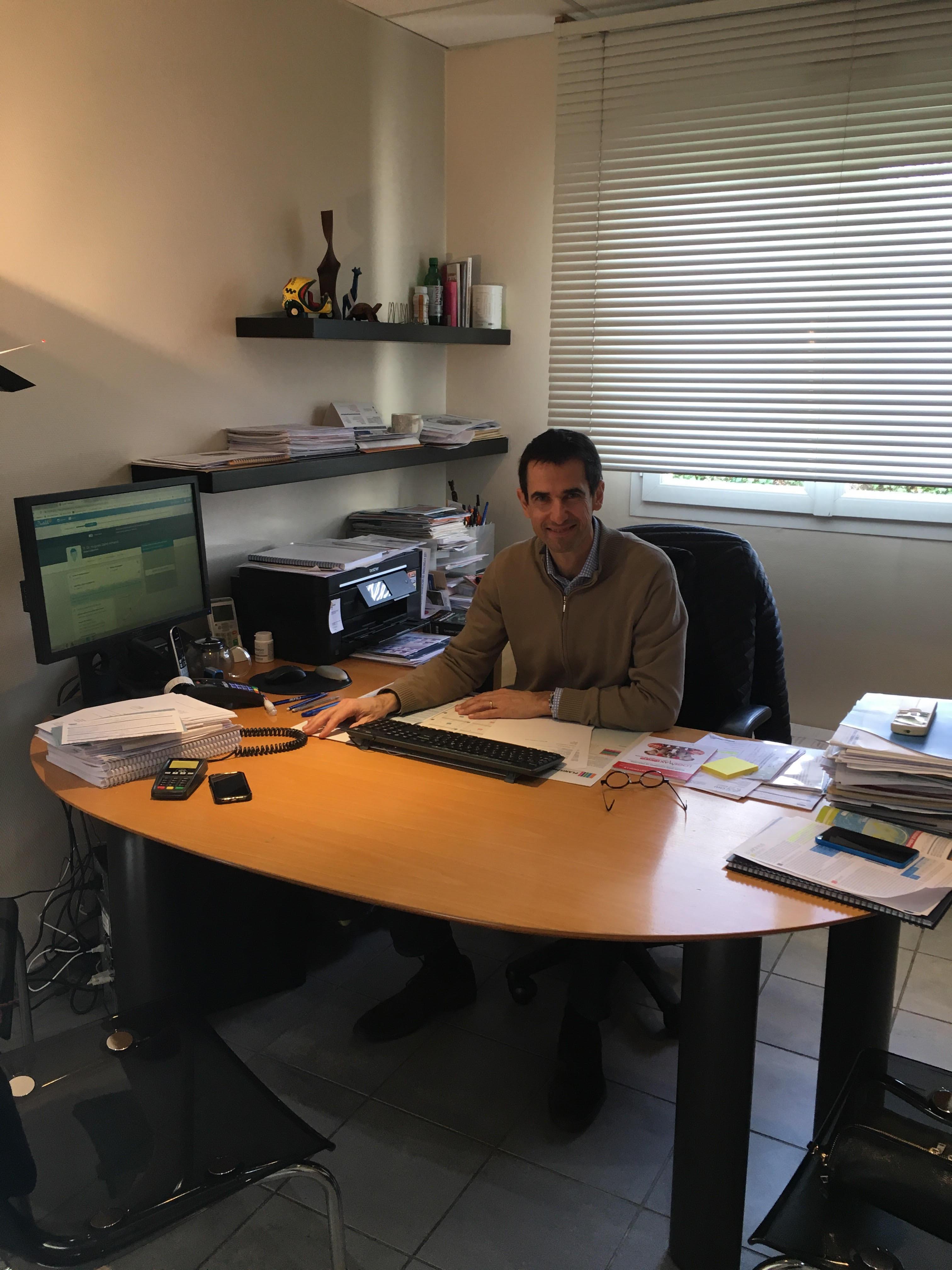 Dr Hugues Saint Amand Medecin Generaliste A Pessac